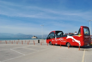 Discover Nafplio by Sightseeing Bus