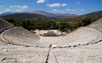 Epidaurus archaeological site & museum