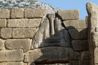 Mycenae archaeological site & museum