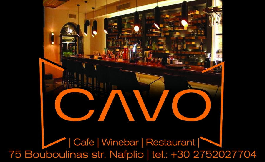 CAVO | Cafe | Winebar | Restaurant
