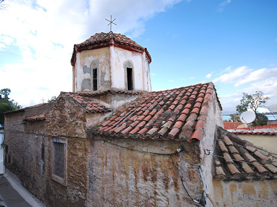 Church of St. Sophia in Nafplion